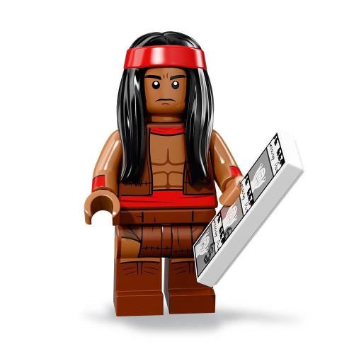 DC LEGO Batman Movie Series 2 Apache Chief Minifigure [Loose]