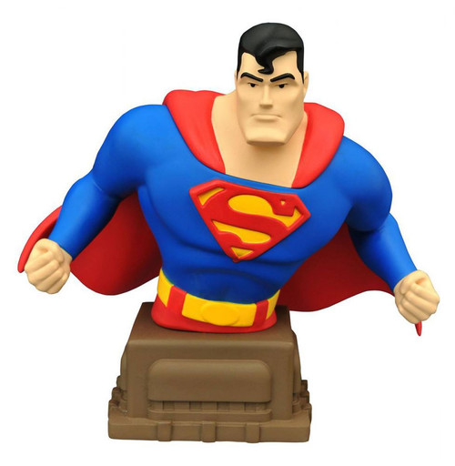 The Animated Series Superman 6-Inch Bust