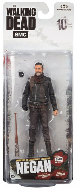 McFarlane Toys The Walking Dead AMC TV Series 10 Negan Exclusive Action Figure