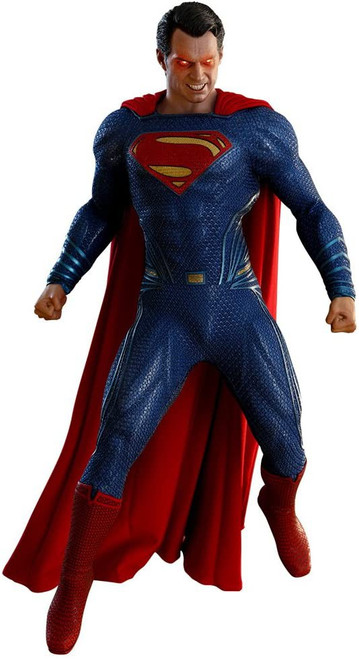 DC Justice League Movie Superman Collectible Figure MMS465