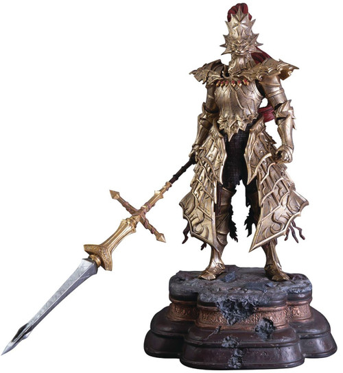 Dark Souls Dragon Slayer Ornstein 26.5-Inch Statue
