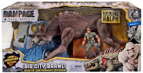 Rampage The Movie Big City Brawl Ralph Exclusive Figure
