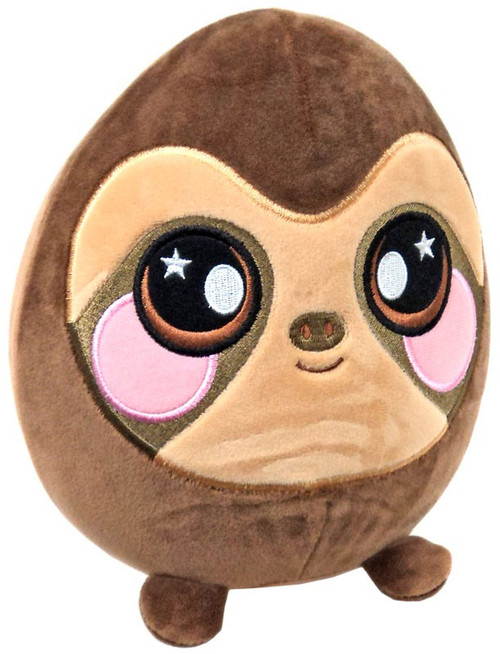 Squeezamals Wave 1 Sloth 8-Inch Plush Figure