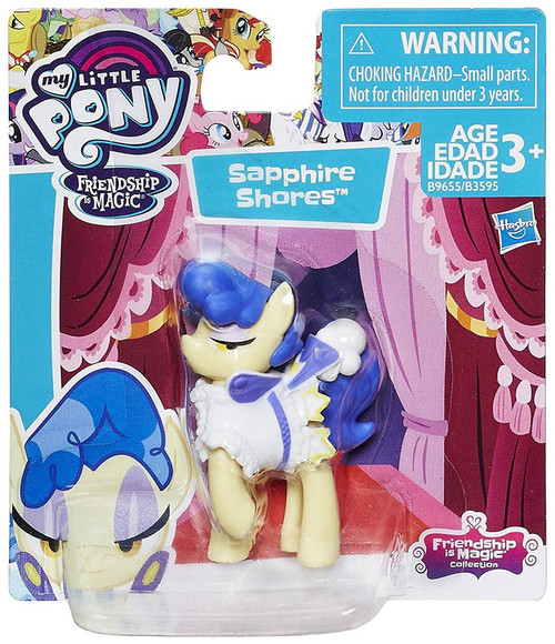 My Little Pony Friendship is Magic Story Pack Sapphire Shores 2-Inch Figure