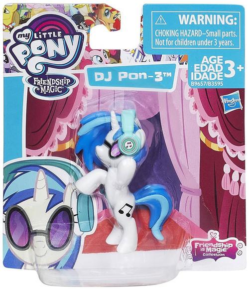 My Little Pony Friendship is Magic Story Pack DJ Pon-3 2-Inch Figure