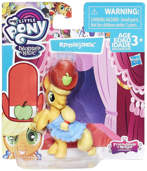 My Little Pony Friendship is Magic Story Pack Applejack 2-Inch Figure
