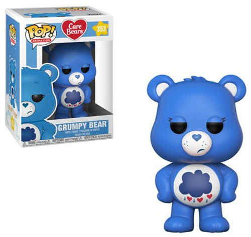 Funko Care Bears POP! Animation Grumpy Bear Vinyl Figure #353
