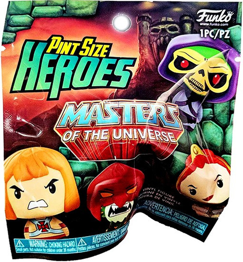 Funko Pint Size Heroes Masters of the Universe Mystery Pack