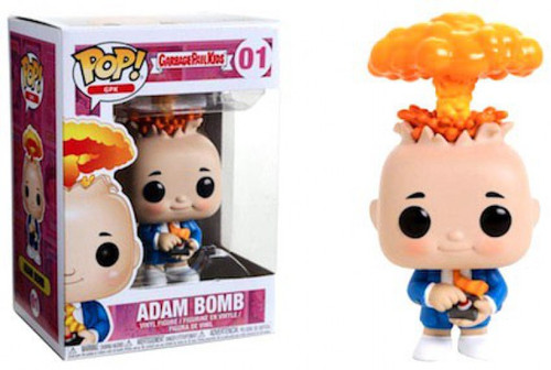 Funko Garbage Pail Kids POP! GPK Adam Bomb Vinyl Figure #01 [Regular Version]