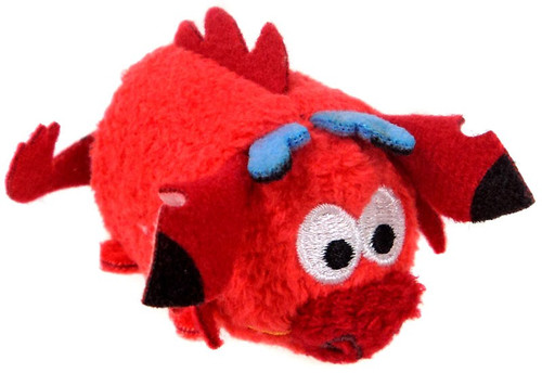 Disney Mulan Tsum Tsum Mushu 2.5-Inch Micro Plush [Subscription Box]