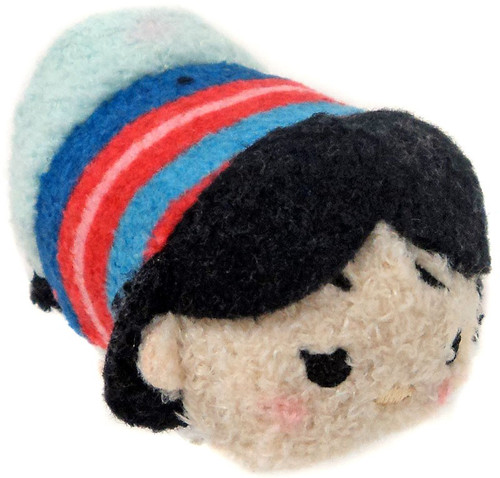 Disney Tsum Tsum Mulan 2.5-Inch Micro Plush [Subscription Box]
