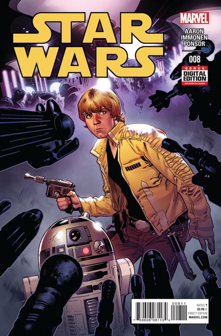 Star Wars #8 Comic Book