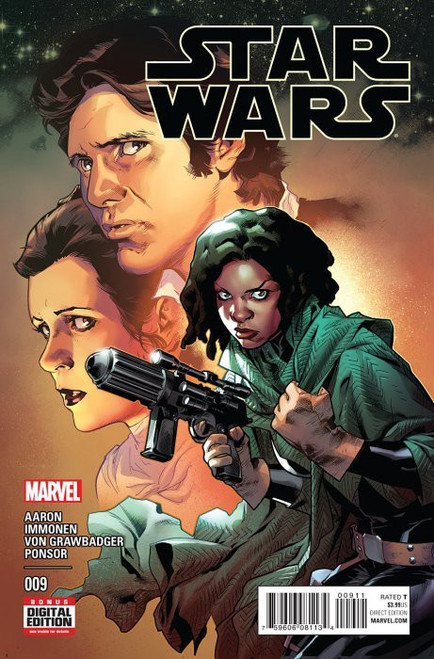 Star Wars #9 Comic Book