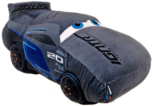 Disney / Pixar Cars Cars 3 Jackson Storm 11-Inch Plush Pouch