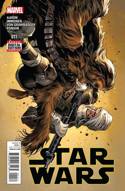 Star Wars #11 Comic Book