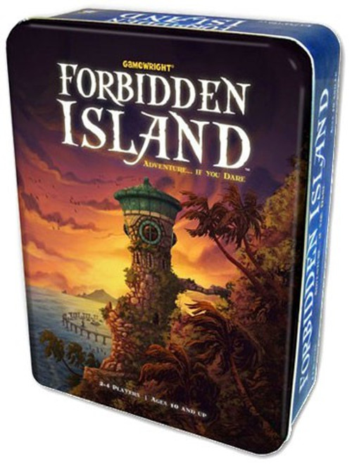 Forbidden Island Game [Adventure... If You Dare]