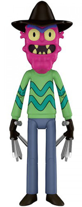 Funko Rick & Morty Scary Terry Action Figure [Build Krombopulos Michael Part]