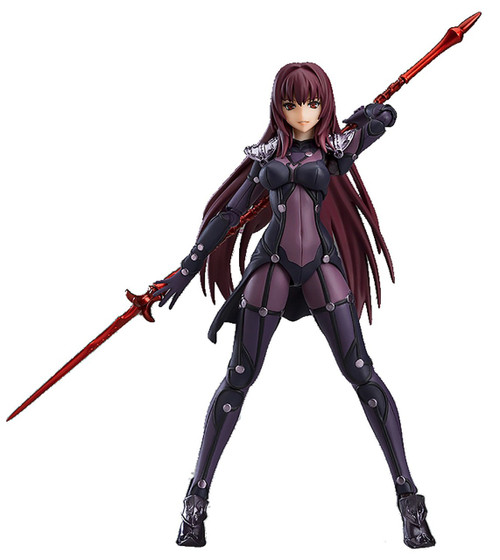 Fate/Grand Order Figma Scathach Action Figure