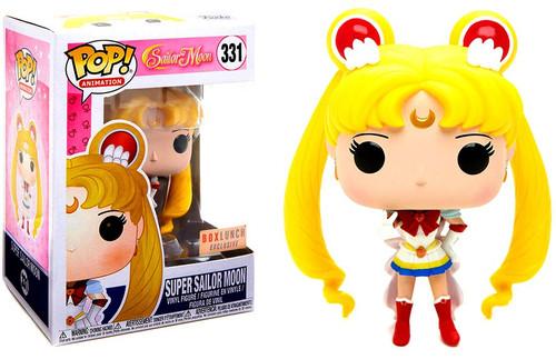 Funko POP! Animation Super Sailor Moon Exclusive Vinyl Figure #331 [Crisis Outfit]