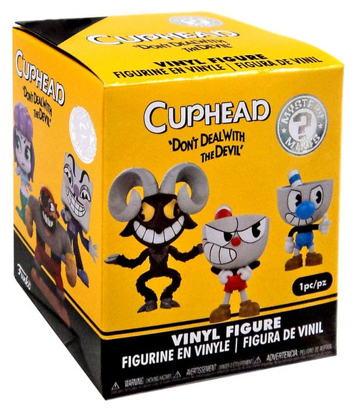 Funko Mystery Minis Cuphead Mystery Pack