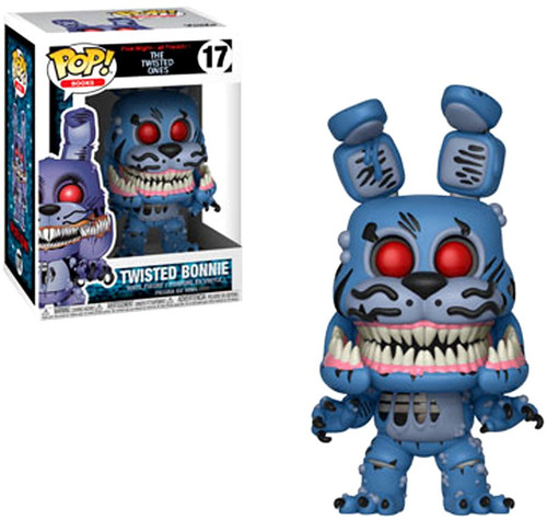 Funko Five Nights at Freddy's The Twisted Games POP! Games Twisted Bonnie Vinyl Figure #17