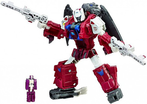Transformers Titans Return Grotusque Exclusive Action Figure 3-Pack [Deluxe Grotusque, Masters Fengul & Scorponok]