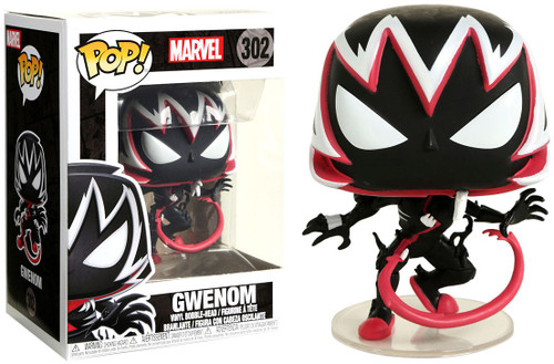 Funko POP! Marvel Gwenom Vinyl Bobble Head #302