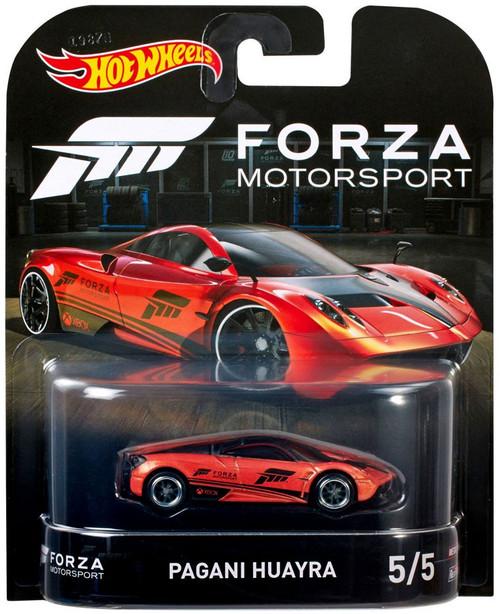 Hot Wheels Forza Motorsport Pagani Huayra Diecast Car #5/5