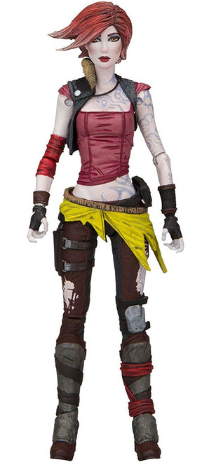 McFarlane Toys Borderlands Lilith Action Figure [Comes with ULC Code]