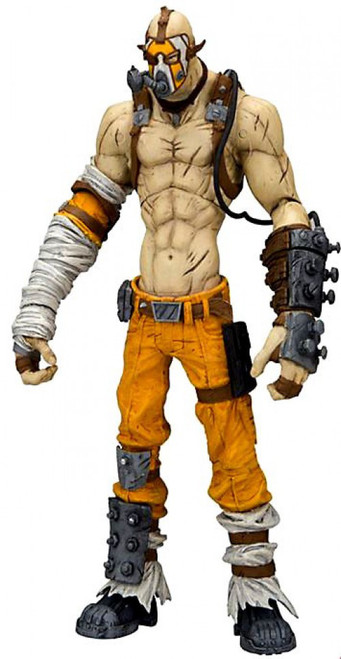 McFarlane Toys Borderlands Krieg Action Figure [Comes with ULC Code]