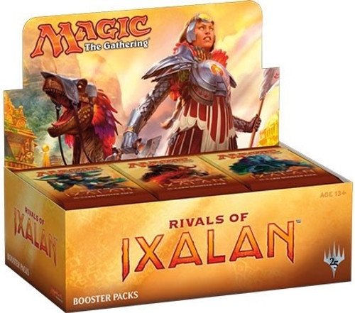 MtG Trading Card Game Rivals of Ixalan Booster Box [36 Packs]