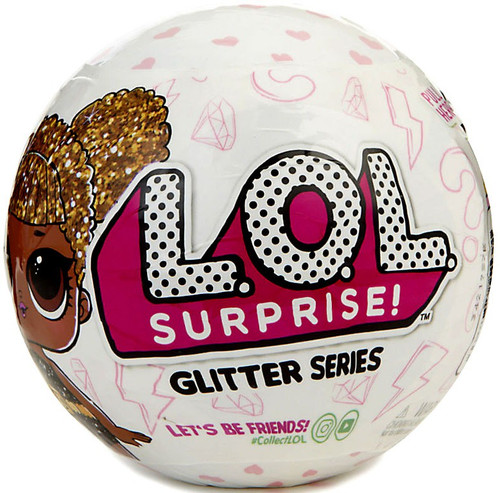 LOL Surprise Glitter Big Sister Mystery Pack [2nd Edition]