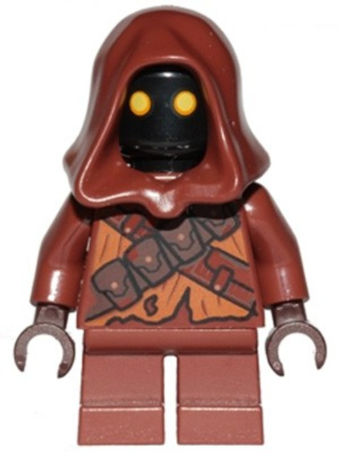 LEGO Star Wars Jawa with Tattered Shirt Minifigure [Loose]