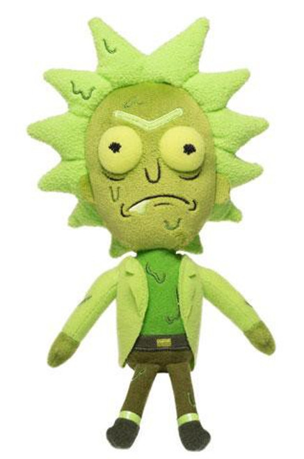 Funko Rick & Morty Galactic Series 2 Toxic Rick Plush