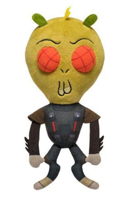 Funko Rick & Morty Galactic Series 2 Kromnopulous Michael Plush