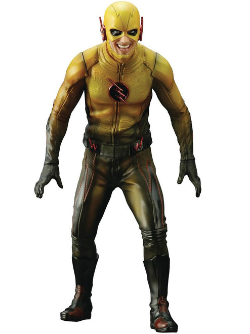 DC Flash TV Series ArtFX+ Reverse Flash Statue [Eobard Thawne]