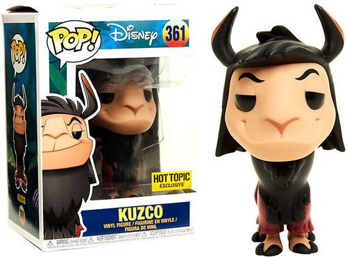 Funko Emperor's New Groove POP! Disney Kuzco Exclusive Vinyl Figure #361 [Llama]