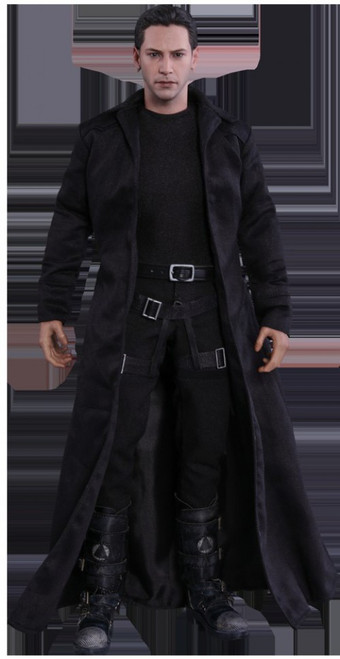 The Matrix Neo Collectible Figure MMS