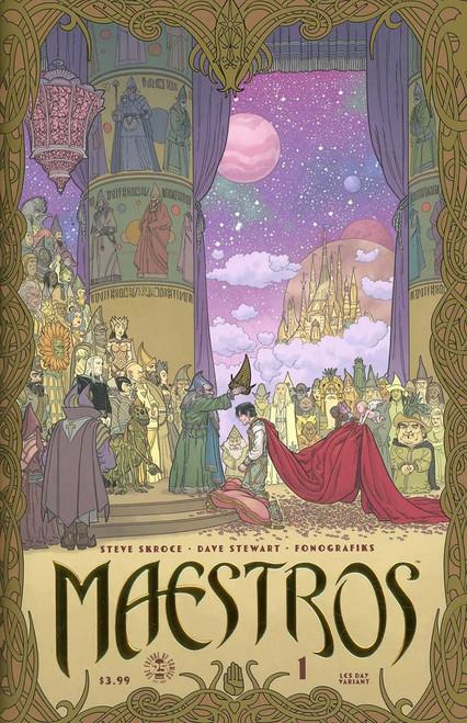 Image Comics Maestros #1 Comic Book [Steve Skroce]