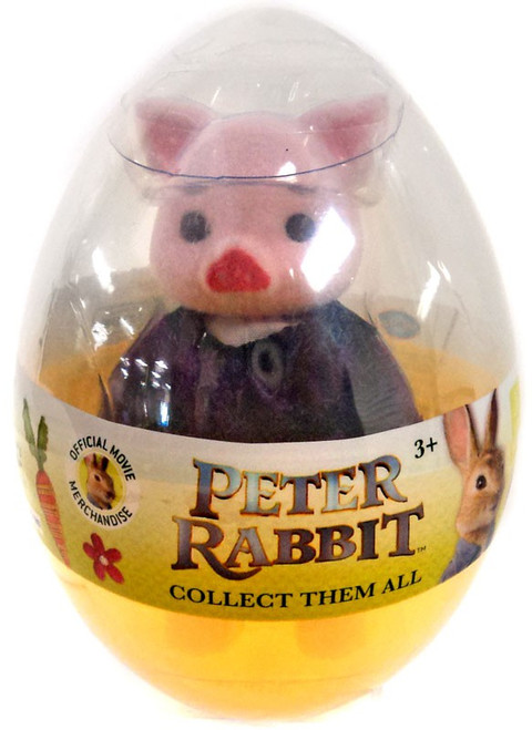 Peter Rabbit Easter Eggs Pig