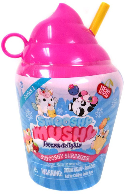 Smooshy Mushy Frozen Delights Smooshy Surprises! Series 1 PINK Mystery Pack