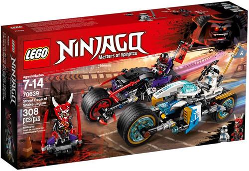 LEGO Ninjago Street Race of Snake Jaguar Set #70639
