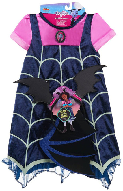 Disney Junior Vampirina Bootiful Dress [4-6x]