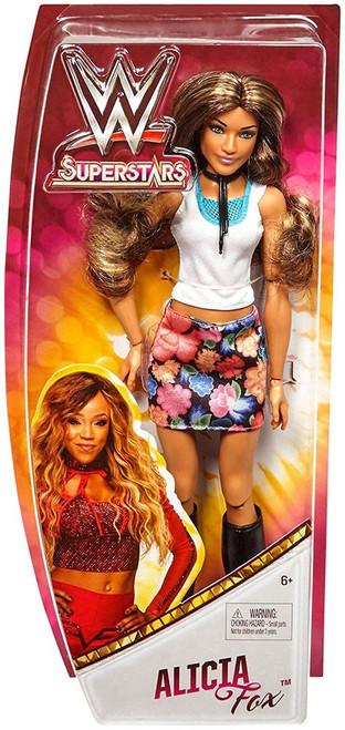 WWE Wrestling Superstars Fashions Alicia Fox 12-Inch Doll