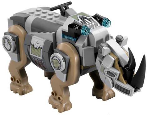 LEGO Marvel Black Panther Movie Robot Rhino Loose Item [Loose]
