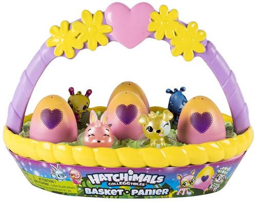 Hatchimals Colleggtibles Spring Basket 6-Pack