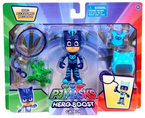 Disney Junior PJ Masks Hero Boost Catboy Action Figure