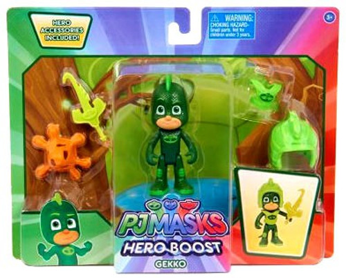 Disney Junior PJ Masks Hero Boost Gekko Action Figure