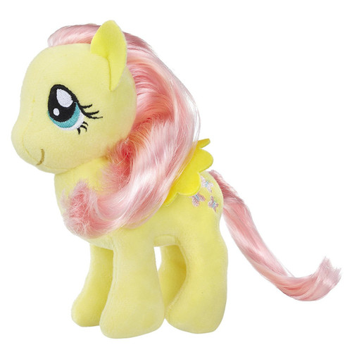 My Little Pony Friendship is Magic Small Hair Fluttershy Plush