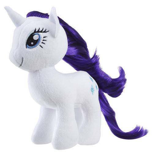 My Little Pony Friendship is Magic Small Hair Rarity Plush
